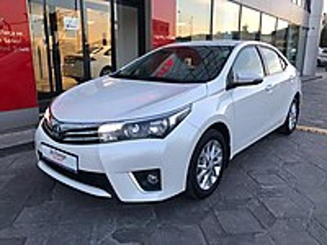 KAR TOYOTA YETKİLİ BAYİ DEN COROLLA 1.6 ADVANCE Toyota Corolla 1.6 Advance