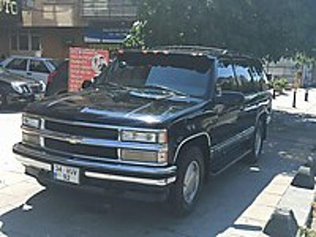 1995 CHEVROLET TAHOE 5.7 V8 AWD OTOMATİK BENZİNLİ Chevrolet Tahoe 5.7