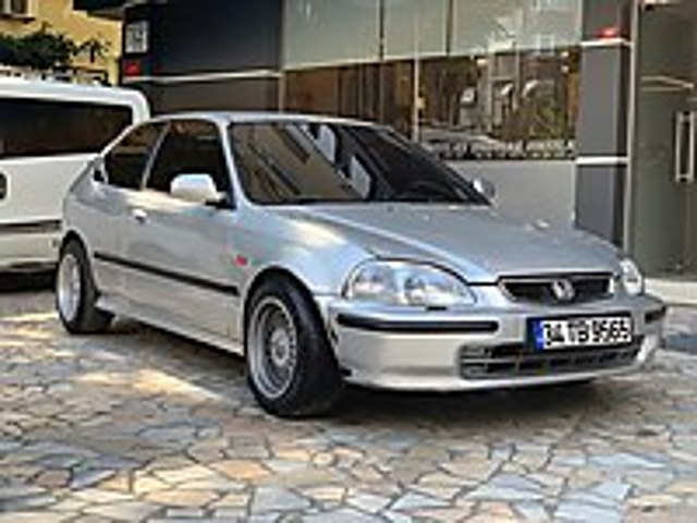 MOTLAS 1998 MODEL HONDA CİVİC 1.4 iS OTOMATİK 127.000 KM Honda Civic 1.4 i S