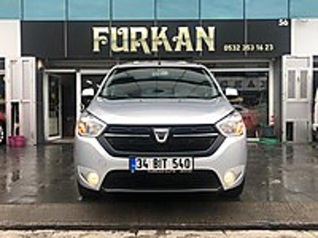 HATASIZ BOYASIZ 2018 MOD 7 KİŞİLİK START STOP Dacia Lodgy 1.5 dCi Laureate