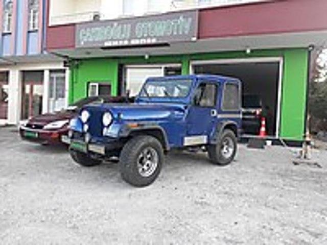 ÇAKIROĞLUNDAN 1977 JEEP CJ-5 3VİTES 5 KADEMELİ ARAZİ ŞANZIMANI Jeep Jeep CJ-5
