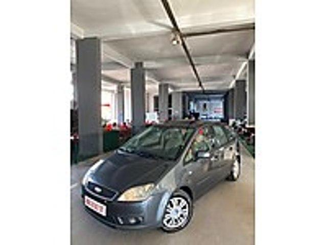 BULUT OTOMOTİV GÜVENCESİYLE FORD CMAX Ford C-Max 1.6 TDCi Ghia
