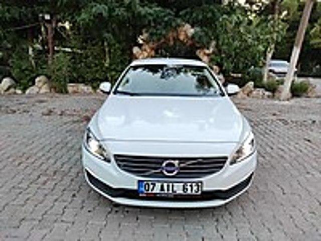 2018 VOLVO S-60 1.5-T-3 PREMİUM HATASIZ BOYASIZ 287.000TL Volvo S60 1.5 T3 Premium