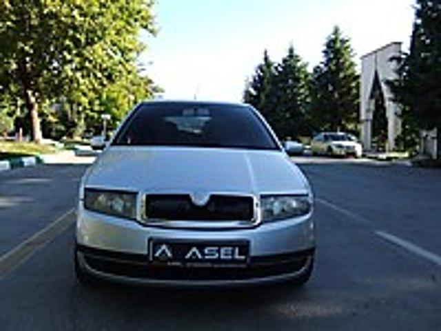 ASEL OTOMOTİV 2002 SKODA FABİA 1.4 BENZİN LPG COMFORT OTOMATİK Skoda Fabia 1.4 Comfort