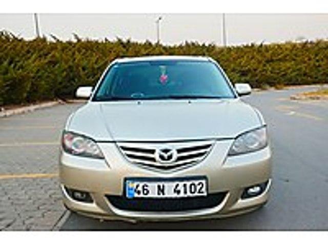 MAZDA 3 SANRUFLU Mazda 3 1.6 Dynamic