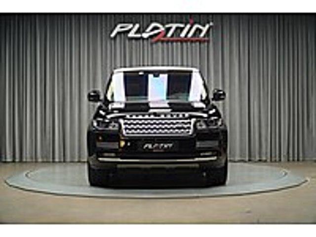 2016 3.0 SDV6 HYBRID VOGUE BUZDOLABI MASAJ SOĞUTMA HEADUP Land Rover Range Rover 3.0 SDV6 Vogue