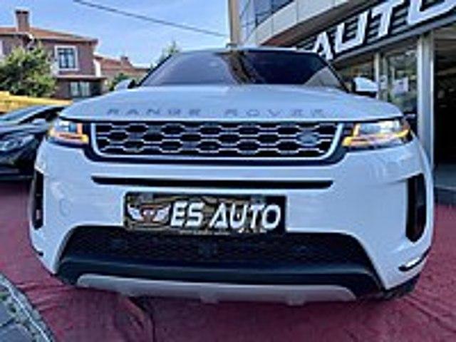 2020 RANGE ROVER EVOQUE BORUSAN ÇIKIŞLI SIFIR AYARINDA EKSTRALI Land Rover Range Rover Evoque 2.0 TD4 SE