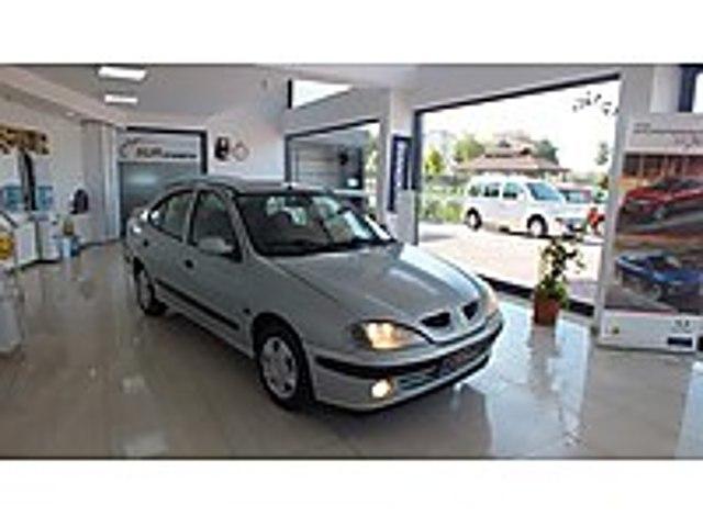 ...SUR DAN 2001 MODEL MEGANE 1.4 16V LPG ORJ 155 BIN KM.... Renault Megane 1.4 RTA