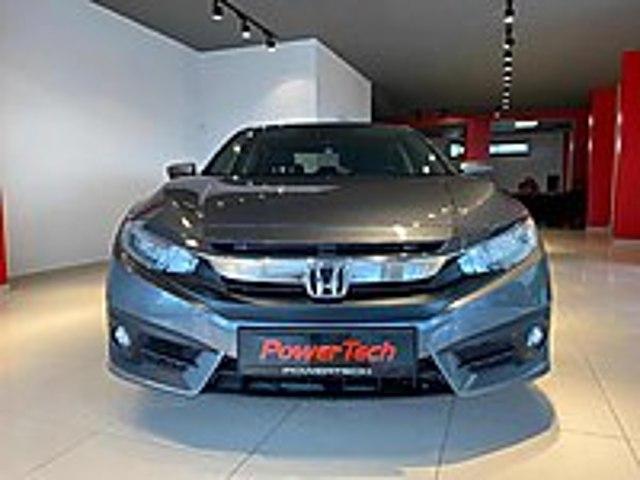 POWERTECH 2017 HONDA CİVİC 1.6 İ VTEC ECO EXECUTİVE Honda Civic 1.6i VTEC Eco Executive