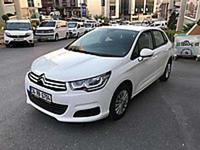 2016 CITROEN C4 DİZEL BAKIMLI Citroën C4 1.6 HDi Easy
