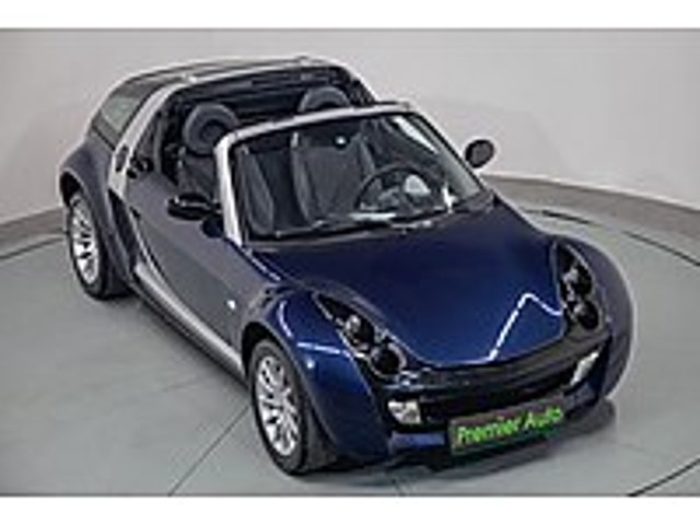PREMİER AUTO DAN HASTASINA SMART ROADSTER OTOMATİK Smart Roadster Roadster