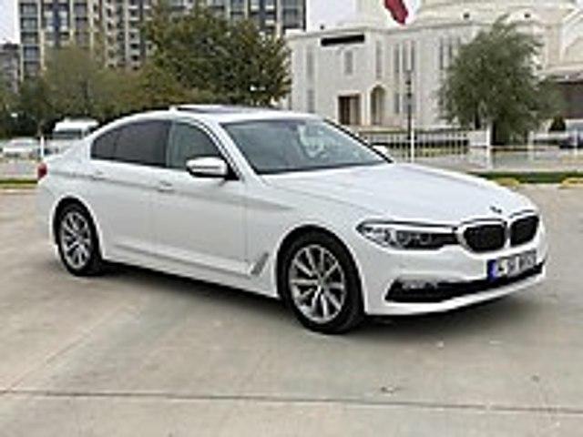 2017 XDRİVE PRESTİGE BUSİNESS BORUSAN TEMİZ HATASIZ BMW 5 Serisi 520d xDrive Prestige