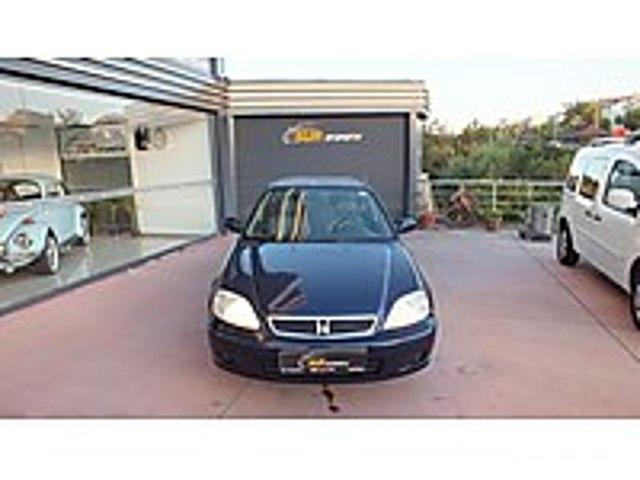 SUR DAN 2001 MODEL 1.6 İES GÜVENLİK PAKET LPG .OTAMATIK VITES. Honda Civic 1.6 i ES