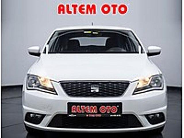 ALTEMOTO DAN 2016 MODEL SEAT TOLEDO 1.4 TDI STYLE OTOMATİK Seat Toledo 1.4 TDI Style