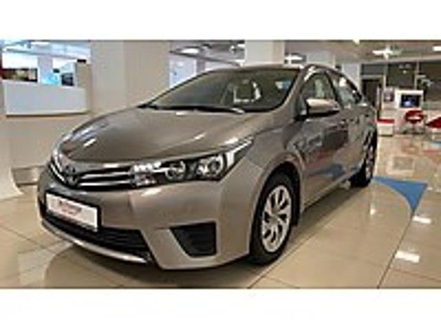 KAR TOYOTA YETKİLİ BAYİ DEN COROLLA 1.33 LİFE 37.261 KM DE Toyota Corolla 1.33 Life