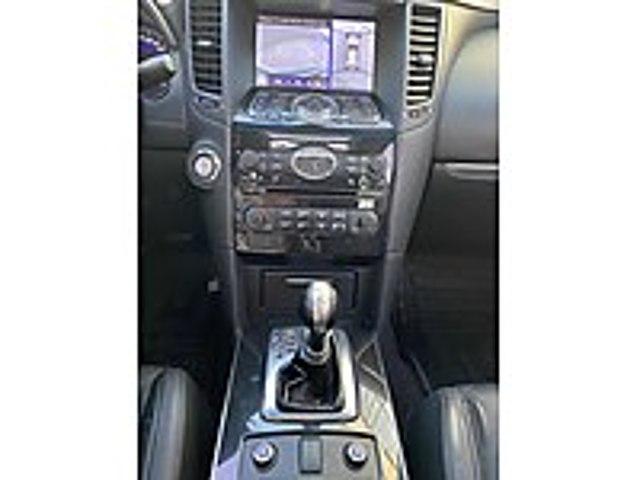 POWERTECH 2012 INFİNİTİ FX 30D S AWD Infiniti FX FX30d S