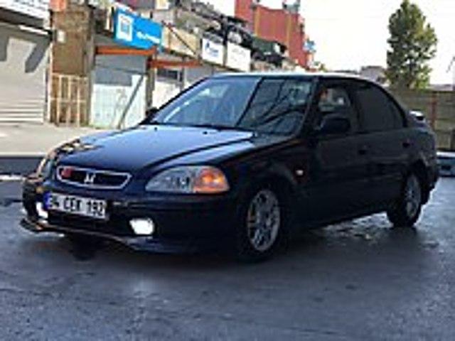 1999 MODEL HONDA CİVİC Honda Civic 1.6 i ES