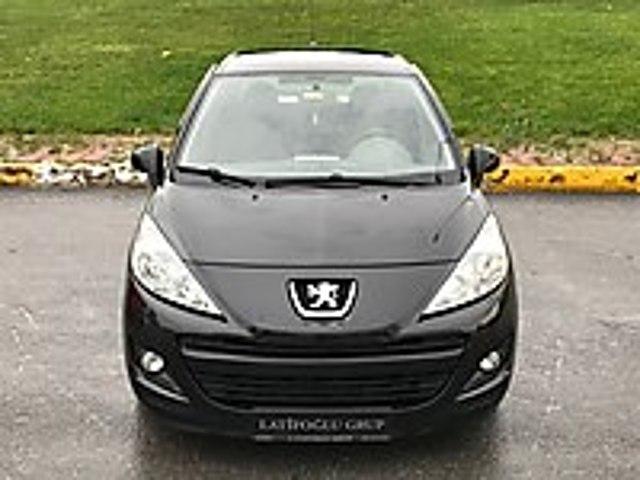 LATİFOĞLUN DAN 2010 PEUGEOUT 207 OTOMATİK VİTES TAKAS OLUR Peugeot 207 1.4 Trendy