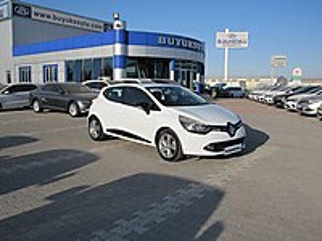 BÜYÜKSOYLU DAN 2013 RENAULT CLİO HB 1.5 DCİ İCON 75 HP Renault Clio 1.5 dCi Icon
