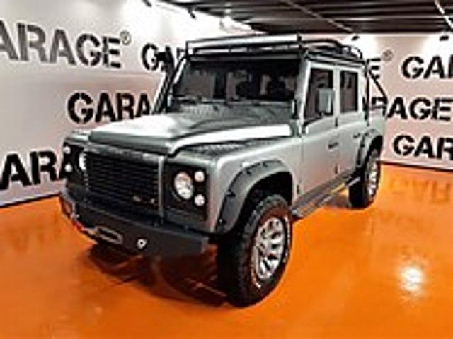 GARAGE 1992 LAND ROVER DEFENDER 110 2.5 TDI NAVİGASYON KAMERA Land Rover Defender 110 2.5 TDI