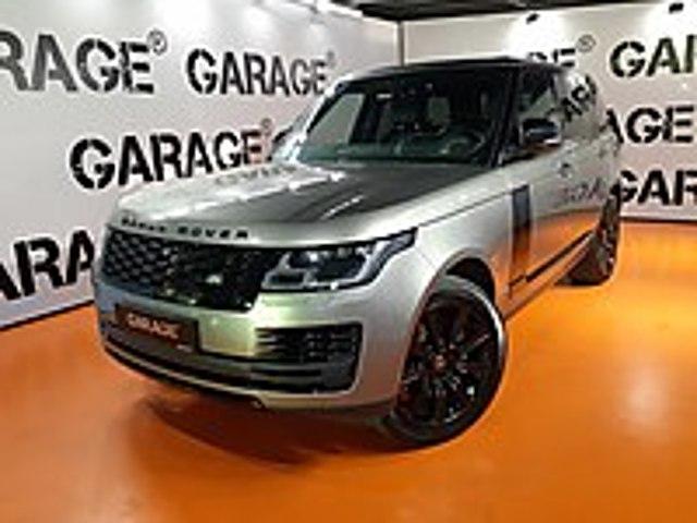 GARAGE 2019 RANGE ROVER 2.0 PHEV AUTOBIOGRAPHY Land Rover Range Rover 2.0 PHEV Autobiography