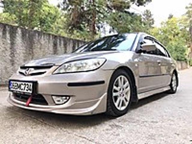 HATASIZ SANRUFLU OTOMATİK VTEC HONDA CIVIC ES Honda Civic 1.6 VTEC ES