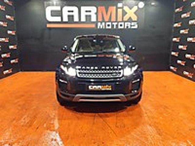 CARMIX MOTORS 2018 RANGE ROVER EVOQUE BAYİİ ÇIKIŞLI HATASIZ Land Rover Range Rover Evoque 2.0 TD4 SE Dynamic