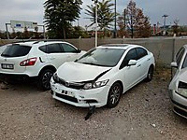 ANKARA TESLIM HONDA CIVIC ELEGANCE OTOMATIK 2012 MODEL Honda Civic