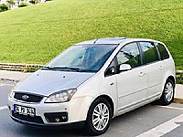 HATASIZ BOYASIZ C-MAX GHİA OTOMATİK Ford C-Max 1.6 TDCi Ghia