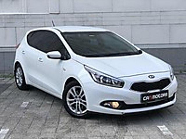 Can Motorsdan Kia Ceed 1.6 Crdi Otomatik 93.000 KM Kia Ceed 1.6 CRDi Comfort