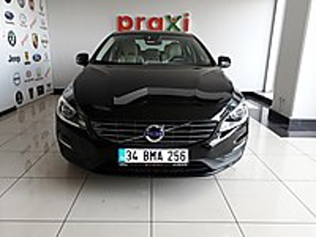 PRAXİ OTOMOTİV DEN 2018 VOLVO S60 1.5 T3 PREMIUM Volvo S60 1.5 T3 Premium