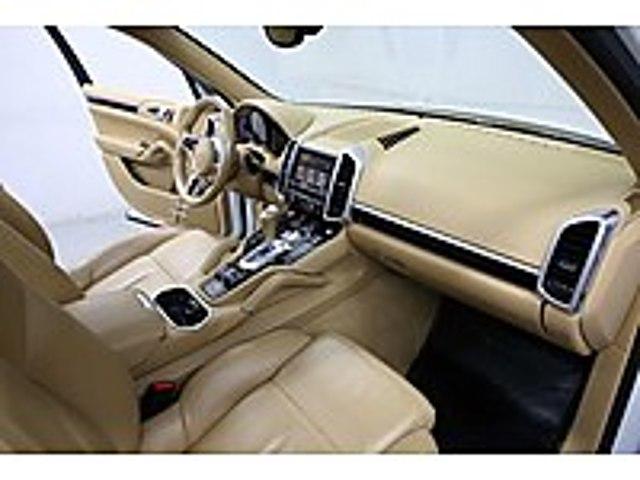 2014-PORSCHE-CAYENNE-MAKYAJLI-3.0 DİESEL-BAYİİ Porsche Cayenne 3.0 Diesel