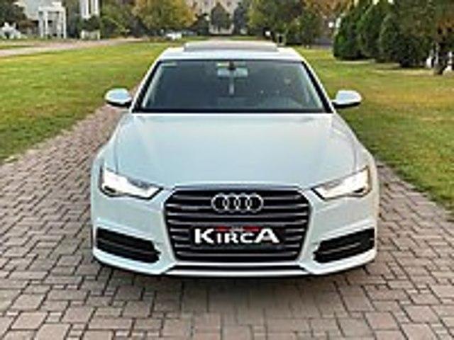 KIRCA OTOMOTIV DEN 2017 AUDI A6 2.0 TFSI QUATRO BAYII HATASIZ Audi A6 A6 Sedan 2.0 TFSI Quattro