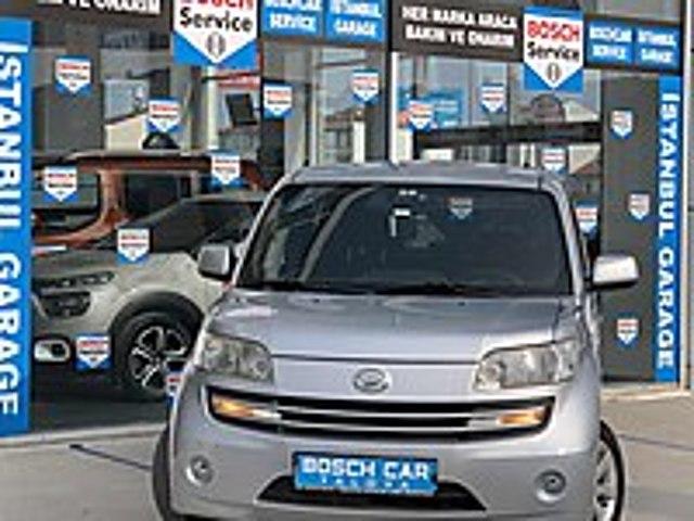 DAİHATSU MATERİA -orijinal- benzin -otomatik Daihatsu Materia 1.5 Gold