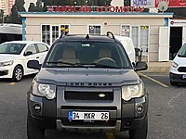 LAND ROVER FREELANDER Td4 HSE HATASIZ ORJİNAL KAZASIZ Land Rover Freelander 2.0 TD4 HSE