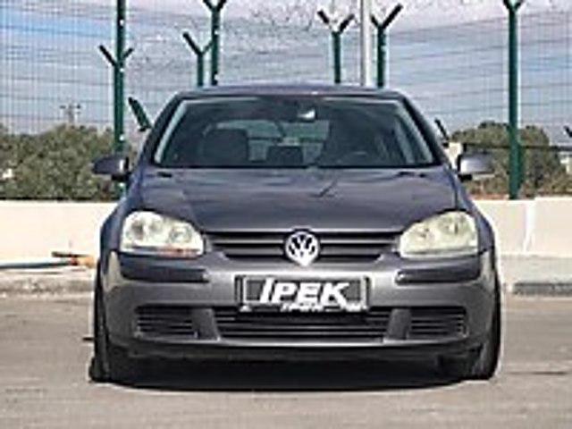 İPEK OTOMOTİV DEN 2006 GOLF 1.6 FSİ COMFORT PLUS Volkswagen Golf 1.6 FSI Comfortline Plus
