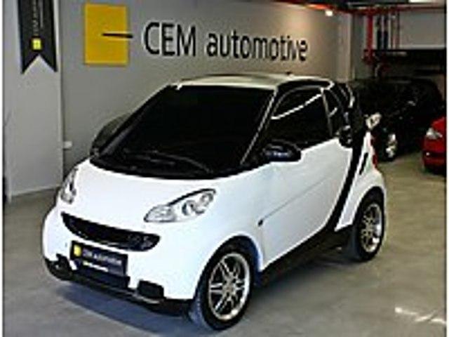 CEMautomotive-2008 SMART FORTWO 1.0-50.000 TL KREDİ İMKANI Smart Fortwo 1.0 Passion