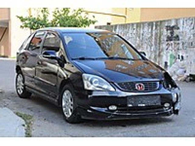 2004 HONDA CİVİC 1.6 VTEC OTOMATİK 4 KAPI Honda Civic 1.6 i ES