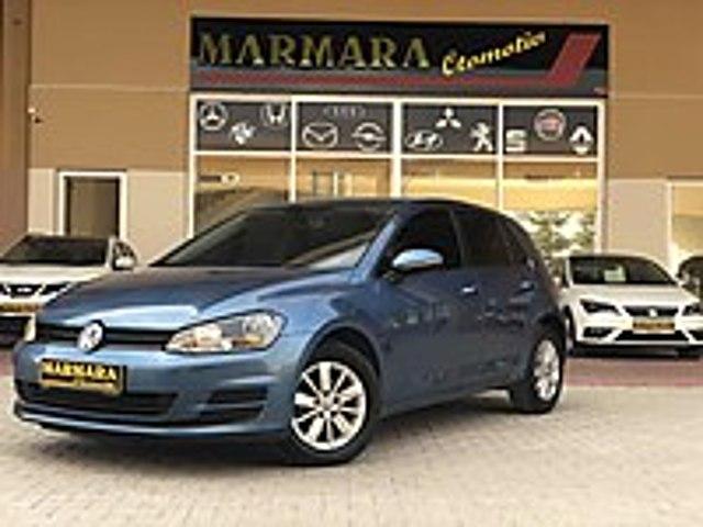 MARMARA OTOMOTİVDEN 2015 DİZEL VOLKSWOGEN GOLF 75.000 KİLOMETRE Volkswagen Golf 1.6 TDI BlueMotion Midline Plus