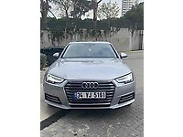 AUDİ A4 1.4 TFSI DESİGN MATRİX FAR-LED STOP- DERİ-SUNROOF Audi A4 A4 Sedan 1.4 TFSI Design