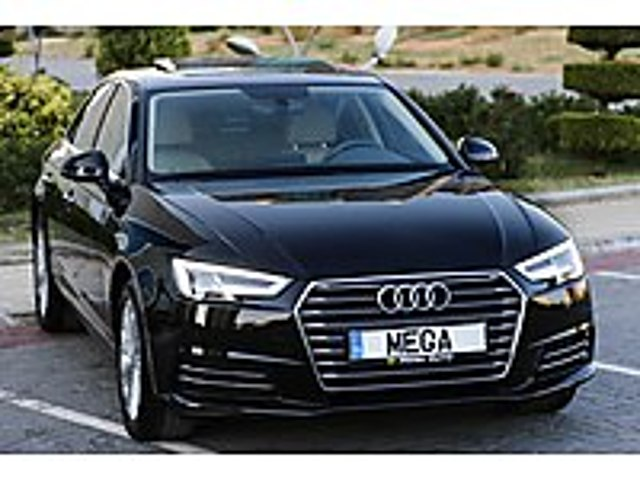 Mega Otomotiv. 2016 Audi A4 1.4 TFSİ MATRİX SUNROOF BOYASIZ Audi A4 A4 Sedan 1.4 TFSI Design