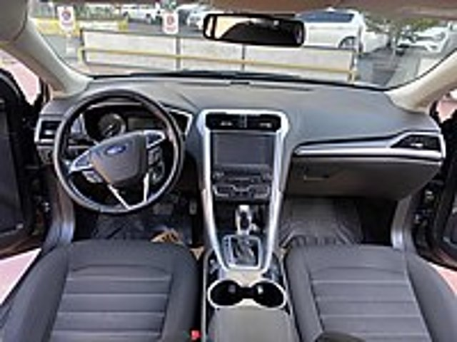 DS CARDAN 2015 MODEL MONDEO 2.0 TDCİ STYLE 180 HP Ford Mondeo 2.0 TDCi Style