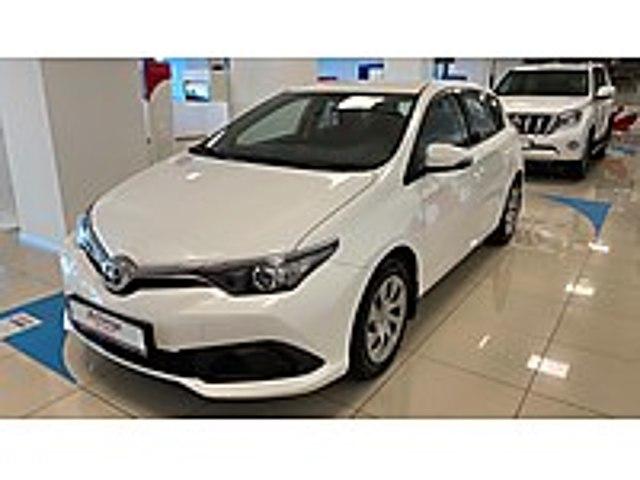 KAR TOYOTA YETKİLİ BAYİ DEN 2015 AURİS 1.33 LİFE Toyota Auris 1.33 Life