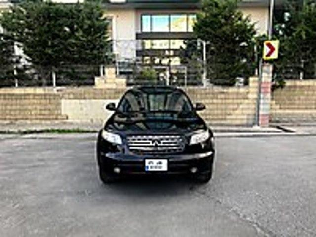 The GARAGE dan SİYAH İÇİ TABA SIRALI LPG Infiniti FX 35 Infiniti FX FX35