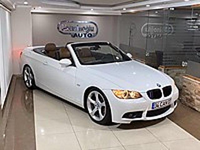 ÖZEL PLAKA -CAN-2010 BMW 3.20İ CABRİO İÇİ TABA RENK KUSURSUZ BMW 3 Serisi 320i Cabrio