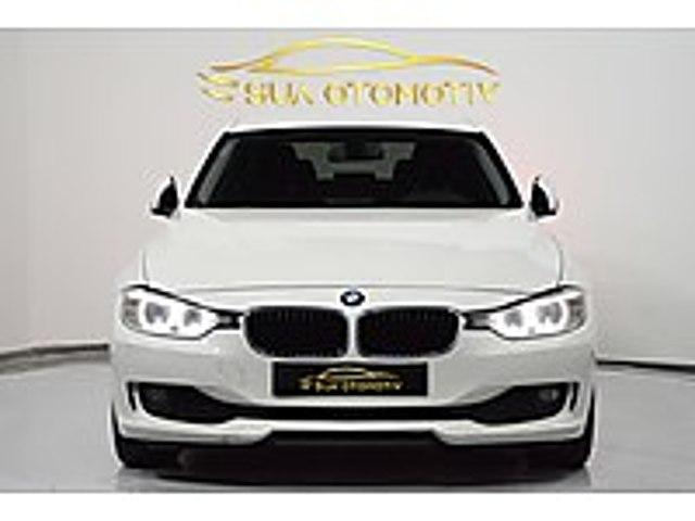 SUA OTOMOTİVDEN 2014 BWW 320 BMW 3 Serisi 320d Technology