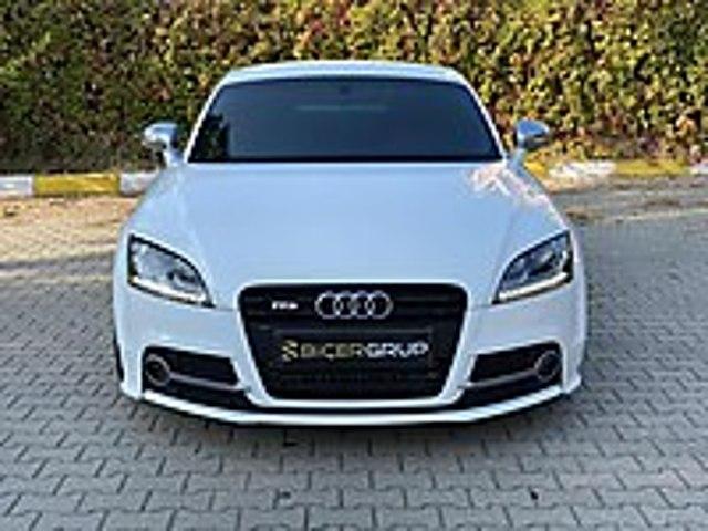 BİÇER GRUP AUDİ TTS QUATTRO 420 HP 650 NM TORK KUSURSUZ Audi TT 2.0 TFSI S Quattro