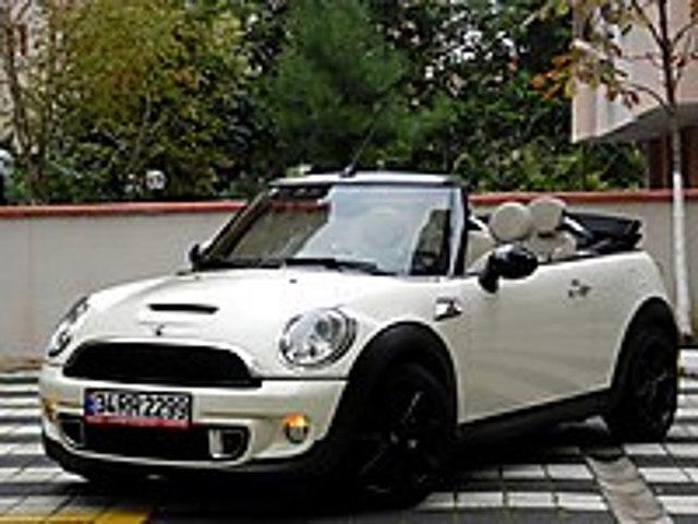 MİNİ COOPER S CABRİO OTOMATİK 184 HP EMSALSİZ Mini Cooper S 1.6 Cabrio