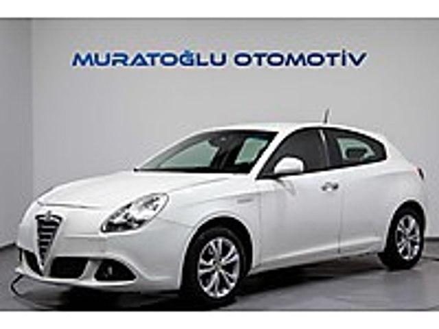 MURATOĞLU 2012 ALFA GIULİETTA 1.4 OTOMATİK F1 170HP EMSALSİZ Alfa Romeo Giulietta 1.4 TB MultiAir Distinctive