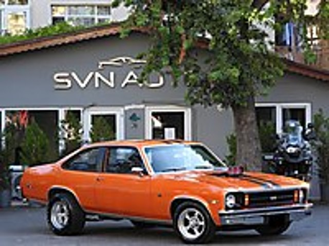 SVN AUTO 1976 NOVA SS CUSTOM COUPE Chevrolet Chevrolet Nova SS